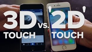 Download 3D Touch on the iPhone 6S vs. '2D Touch' on iPhone 6 Video