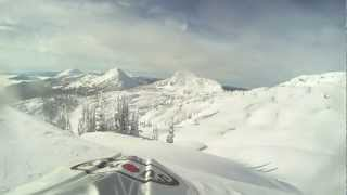 Download EXTREME Timbersled Snowbiking with Reagan Sieg Video