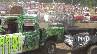 Download Comber Fair Demolition Derby 2018 | Trucks Video