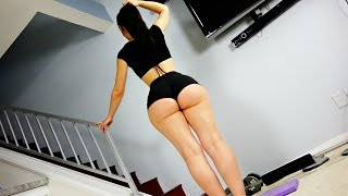 Download Big Booty Workout + Cellulite is Gone!!!! Video