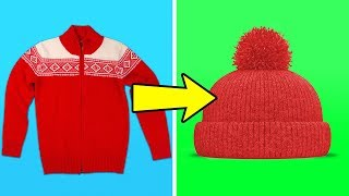 Download 20 COOL LIFE HACKS AND CRAFTS FOR WINTER Video