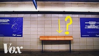 Download Why cities are full of uncomfortable benches Video