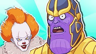 Download Yo Mama Movie Jokes (ft. Avengers, Pennywise & More!) Video