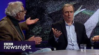 Download Peter Hitchens and Tariq Ali on Castro's legacy - BBC Newsnight Video
