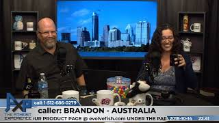Download Cosmological Argument for God (What is Nothing?) | Brandon - Australia | Atheist Experience 22.41 Video