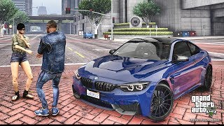 Download GTA 5 MOD #150 LET'S GO TO WORK (GTA 5 REAL LIFE MOD) BEACH PARTY 2017 BMW M4 Video