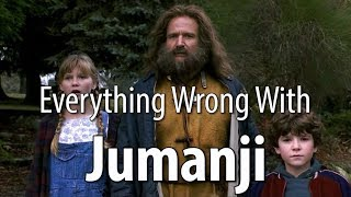 Download Everything Wrong With Jumanji In 17 Minutes Or Less Video