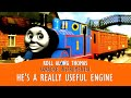 Download Roll Along - 'Really Useful Engine' Magic Railroad Instrumental - Thomas & Friends Video