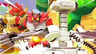 Download The Smash Ultimate Team Battle For World Domination   Ft. Darkkmane, Yakkocmn and RedRiotRoss Video