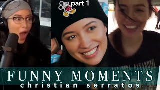 Download CHRISTIAN SERRATOS - Funny Moments (part 1) Video