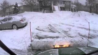 Download John Deere Rsx 850i Plowing Snow Video