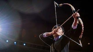 Download The art of bow-making | Dong Woo Jang Video