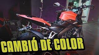 Download CAMBIAMOS DE COLOR LA MOTO CON VINIL (WRAP) Video