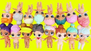 Download LOL Surprise Dolls Dress Up with Outfits Mix + Match Video