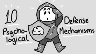 Download 10 Psychological Defense Mechanisms Video