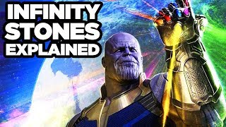 Download What Are The Infinity Stones? - Locations, History & Powers (Infinity War Theories) Video