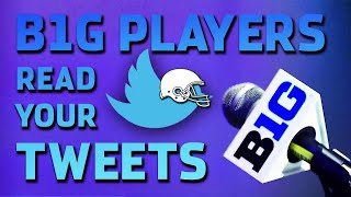 Download B1G Players Reads Yours Tweets - Part 1 Video