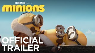Download Minions - Official Trailer 3 (HD) - Illumination Video
