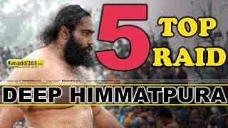 Download Top 5 Raid Deep Himmatpura at Kabaddi Tournaments Video