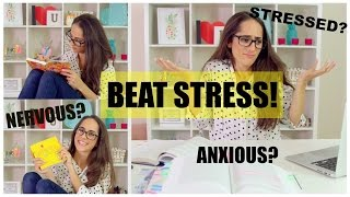 Download How to Stress Less and Stay Happy ♡ | Top Tips to be at Your Productive Best ✓ | Video