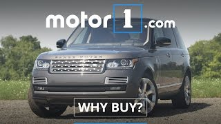 Download Why Buy? | 2016 Land Rover Range Rover SV Autobiography Review Video