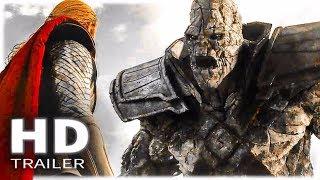 Download THOR vs STONE GIANT Movie Clip + THOR 3: Ragnarok Trailer (2017) Marvel Video