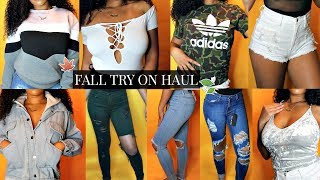 Download HUGE Fall Try-On Haul 2017! (Fashion Nova, Pretty Little Thing, Forever 21, Romwe) Video