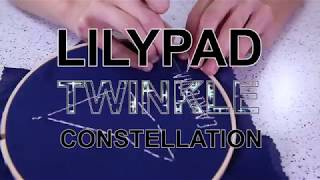 Download LilyPad Twinkle Constellation Video