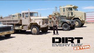 Download How to Buy a Government Surplus Army Truck or Humvee - Dirt Every Day Extra Video