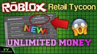 ROBLOX Exploit / Hack, RETAIL TYCOON! (Hacking money!) Free Download