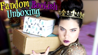 Download FANDOM & BOOKISH SUBSCRIPTION UNBOXINGS Video