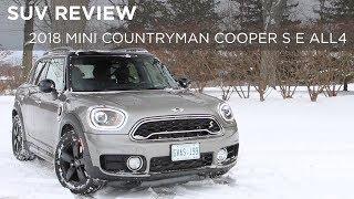 Download SUV Review   2018 Mini Countryman Cooper S E All4   Driving.ca Video