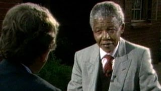 Download 'This Week' Sunday Spotlight: Koppel and Nelson Mandela Interview Video