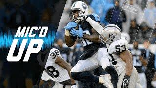 Download Delanie Walker Mic'd Up vs. Raiders (2015)   #MicdUpMondays   NFL Video