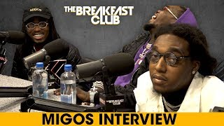 Download Migos Return To The Breakfast Club, Talk Culture II, The Come Up + More Music Video