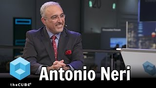 Download Antonio Neri, Hewlett Packard Enterprise Group - #HPEdiscover - #theCUBE Video