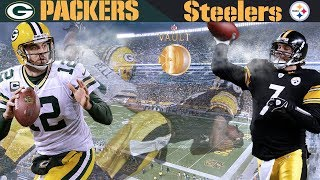 Download The Steel City Scorefest! (Packers vs. Steelers, 2009) | NFL Vault Highlights Video