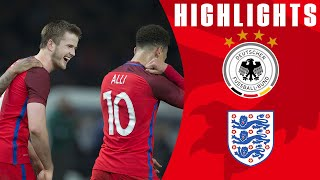 Download Germany 2-3 England | Goals & Highlights Video