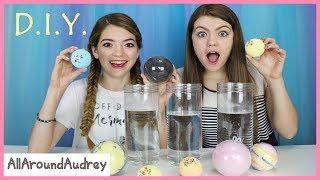 Download DIY Bath Bomb Challenge! / AllAroundAudrey Video