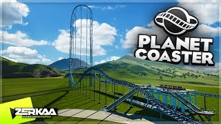 Download THE FASTEST ROLLERCOASTER? (Planet Coaster #6) Video