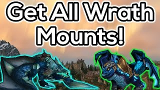 Download How to Get All Wrath of the Lich King Mounts Video