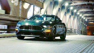 Download Amazing Ford Mustang Bullitt 2019 Driving Video Great Engine Sound Steve McQueen Bullitt Mustang Video