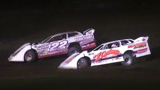Download ULMS Super Late Model Feature | McKean County Raceway | Stephanie Eckl Memorial | 9-30-17 Video