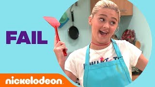Download Lizzy Greene's Epic Cooking Fail 🍳Omelet Catastrophe | Nicky, Ricky, Dicky & Dawn | Nick Video