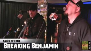 Download Breaking Benjamin - Acoustic Tour (Angels Fall, Ashes of Eden, Failure) Video