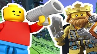 Download LEGO WORLDS | MY CHILDHOOD DREAM GAME! Video