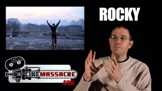 Download ROCKY movie series review - Cinemassacre Video