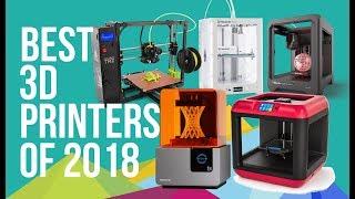Download BEST 3D PRINTERS of 2018 | TOP 10 | TOP 3D PRINTERS Video