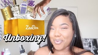 Download Zaa Box Unboxing   Mothers Day Special Video