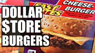 Download $1 DOLLAR STORE BURGER Taste Test Video